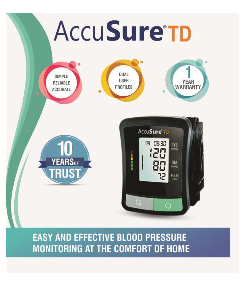 Accusure TD TD - Blood Pressure Monitor