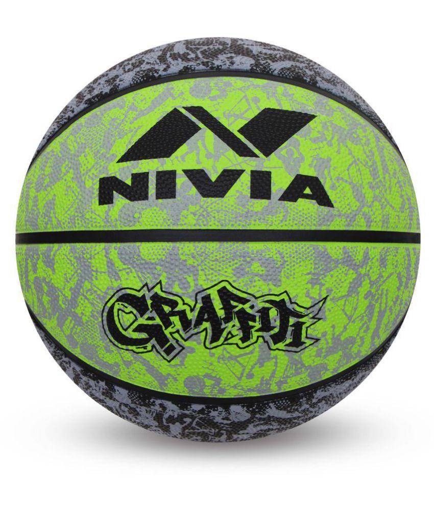 Nivia 7 Rubber Basketball
