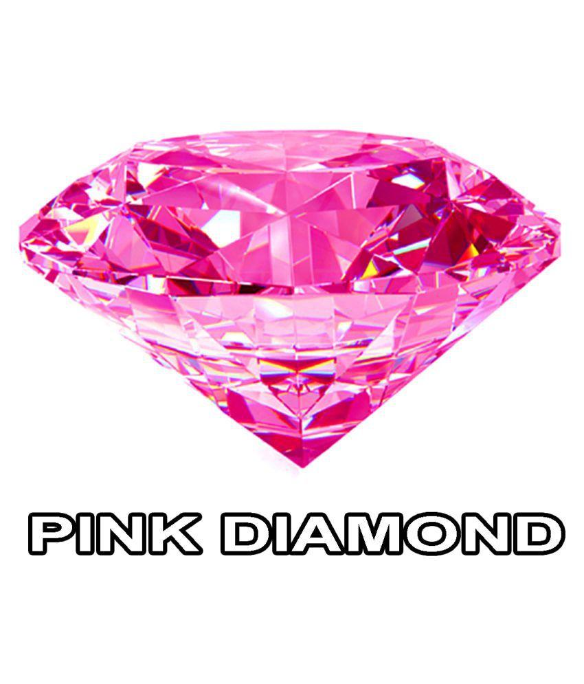 Fine Quality Pink Diamond Stone