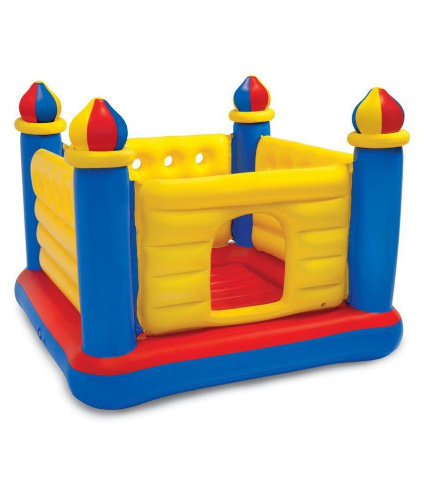 FASTDEAL   Jump-O-Lene Castle Bouncer for kids