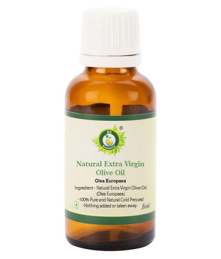 R V Essential Natural Extra Virgin Olive Oil Carrier Oil 100 mL