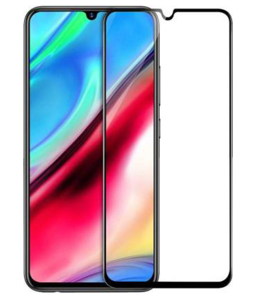 Vivo Y93 Tempered Glass Screen Guard By lenmax UV Protection, Anti Reflection.