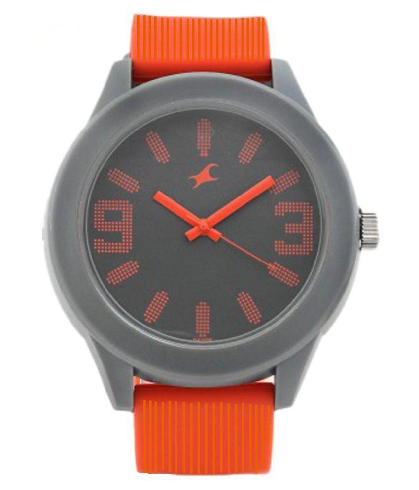 Fastrack Orange Jewelry Cases - 1 Pc