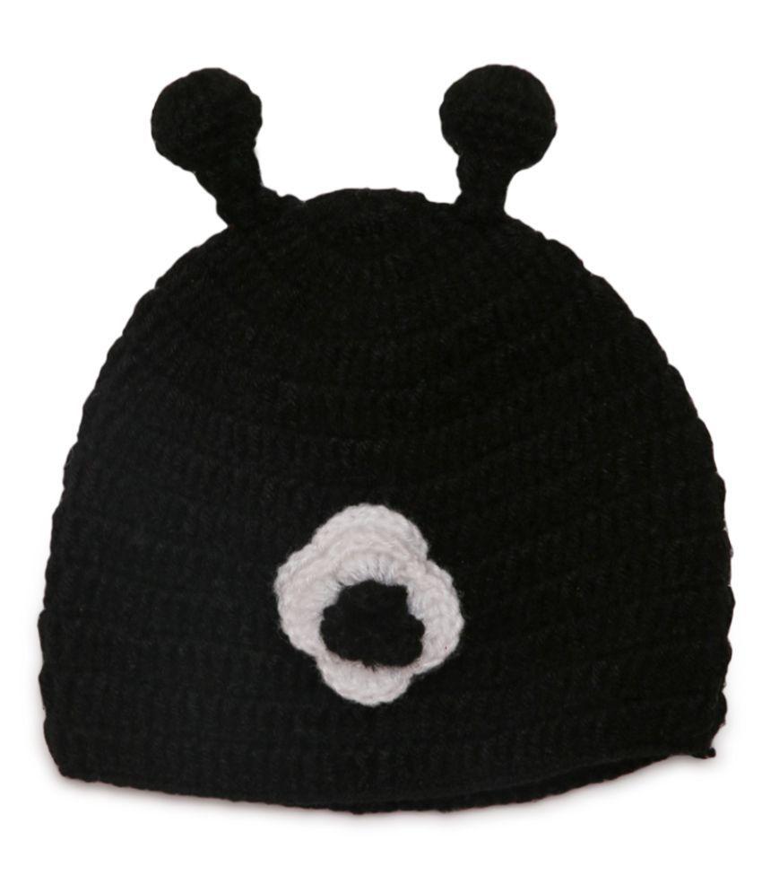 CHUTPUT Black Baby Cap