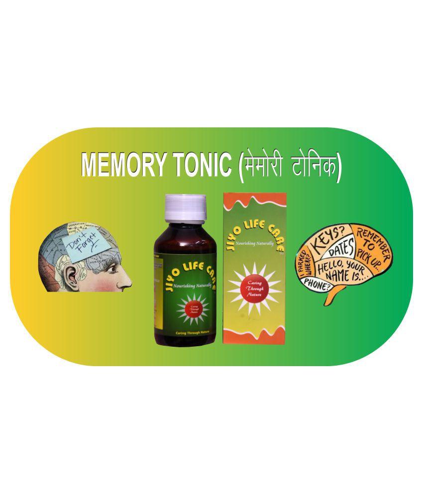 Jiyo Life Care Best Liver Tonic Liquid 120 ml Pack of 3
