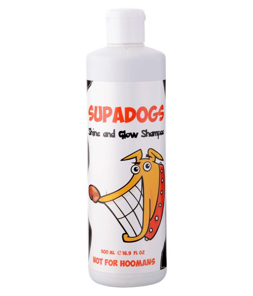 SUPADOGS Shine & Glow Shampoo 500ML