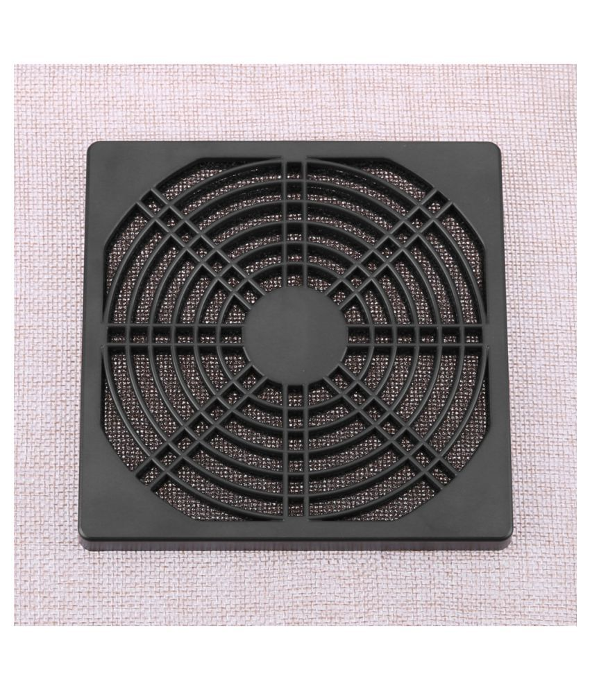 Dustproof 120mm Case Fan Dust Filter Guard Grill Protector Cover PC Compute