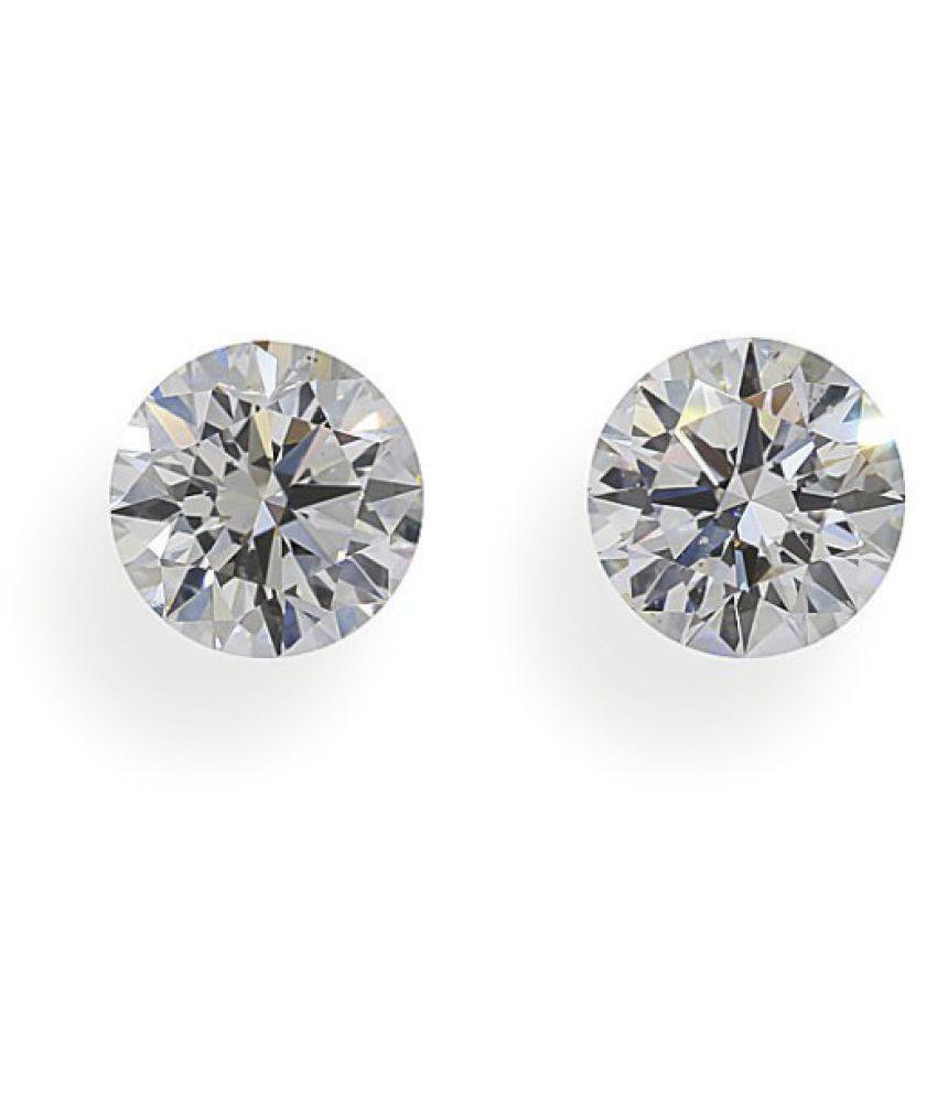 Retrend Design 1.81 Carat Beautiful & Top Quality Moissanite/Diamond Color- K by IDT