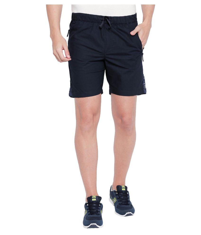 Beevee Navy Shorts Single