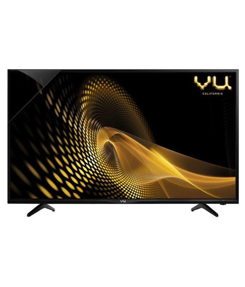 Vu 43PL 109 cm ( 43 ) Full HD (FHD) LED Television