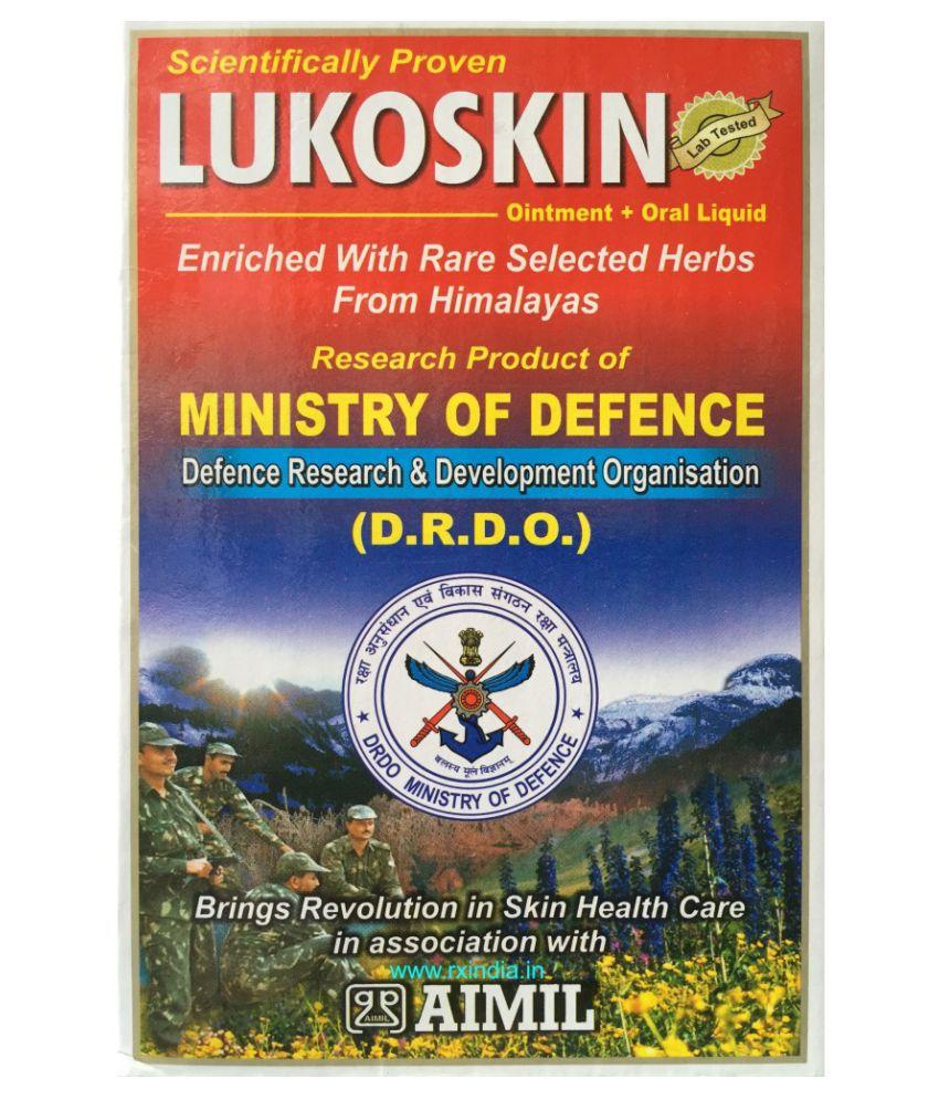 Aimil LUKOSKIN OINTMENT AND ORAL LIQUID 2440 Liquid 100 ml