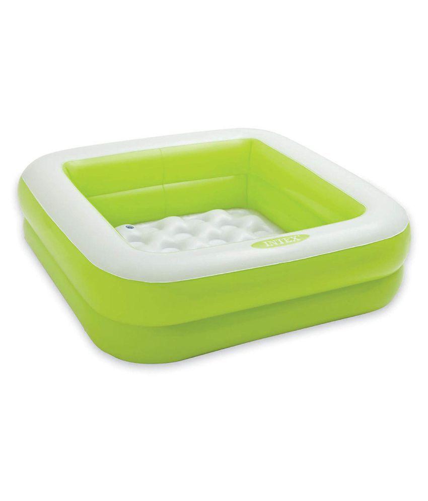 maruti enterprise Play Box Pool Green 57100 for Kids (Color May Very)