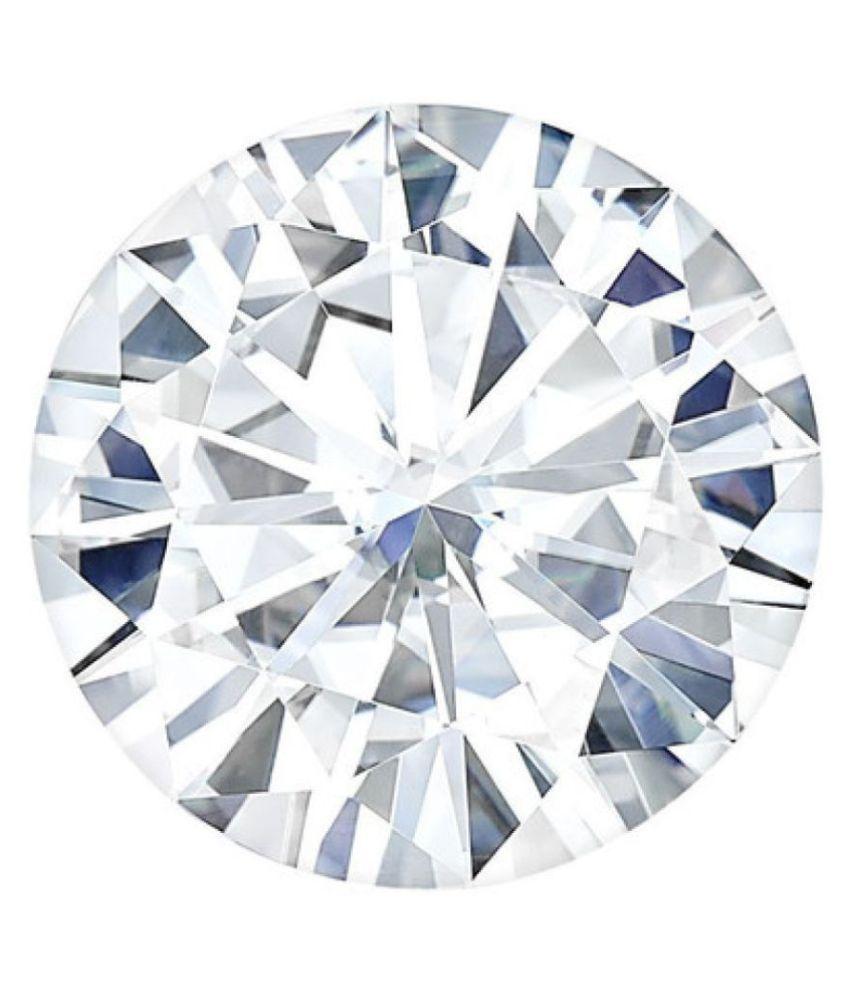 Retrend Design 1 Carat Beautiful Brilliant Cut Moissanite(Diamond) By IDT