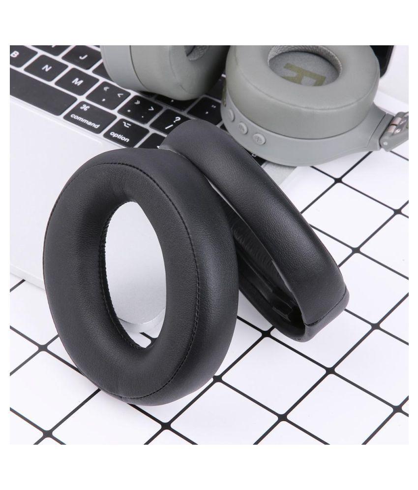1 Pair Earmuff Ear Cushion Pads For Sony PS4 PS3 Headset Wireless 7.1 Earpads
