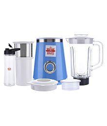 BMS Lifestyle Smoothies Blender 500 Watt 3 Jar Juicer Mixer Grinder