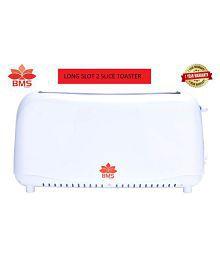 BMS Lifestyle 2slice toaster 240 Watts Pop Up Toaster