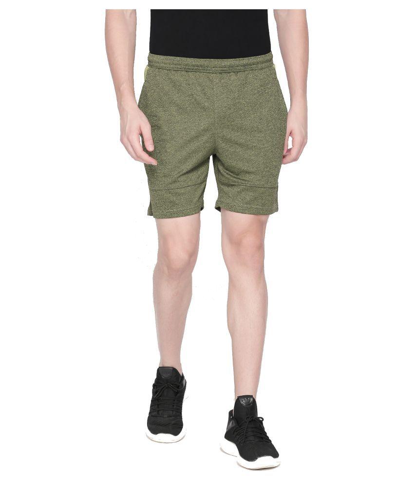 Fitz Green Shorts Single