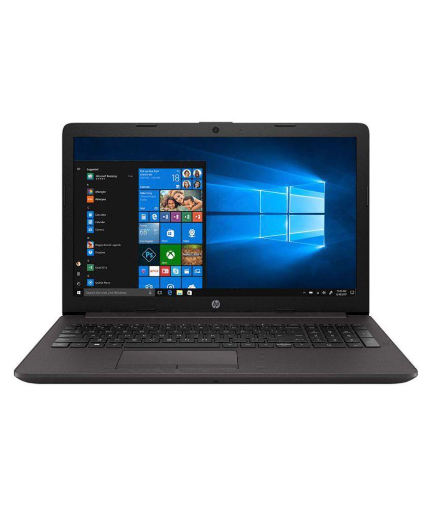 HP 250 G7 Intel Celeron Dual Core 15.6 inch Laptop (4GB RAM/1TB HDD/DOS/Intel UHD Graphics/DVD) 7GZ79PA (1.90kg,Black)