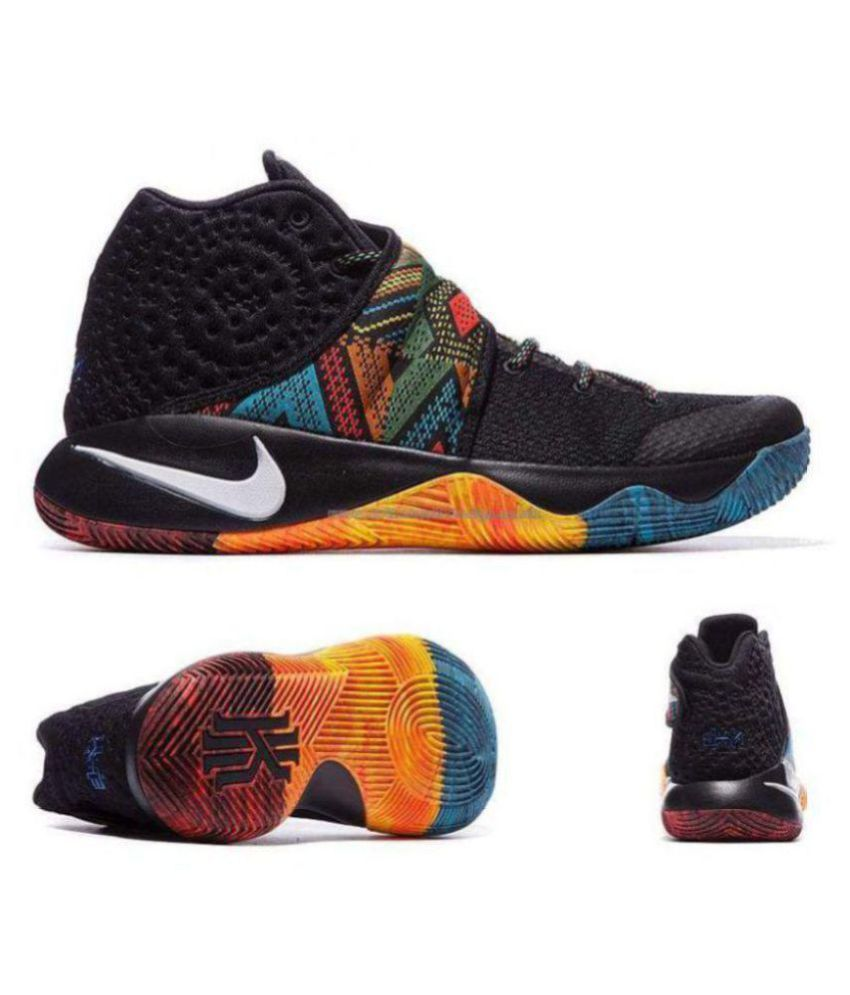 BHM'' Multi Color Basketball Shoes