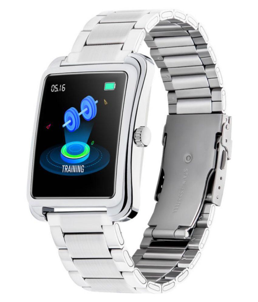 Opta SB-158 Smart Watches Silver