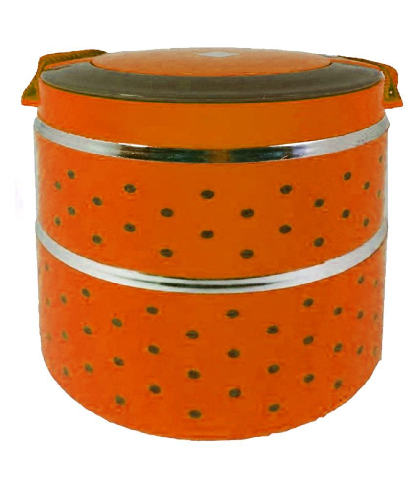 SKYLARK Multicolour Lunch Box