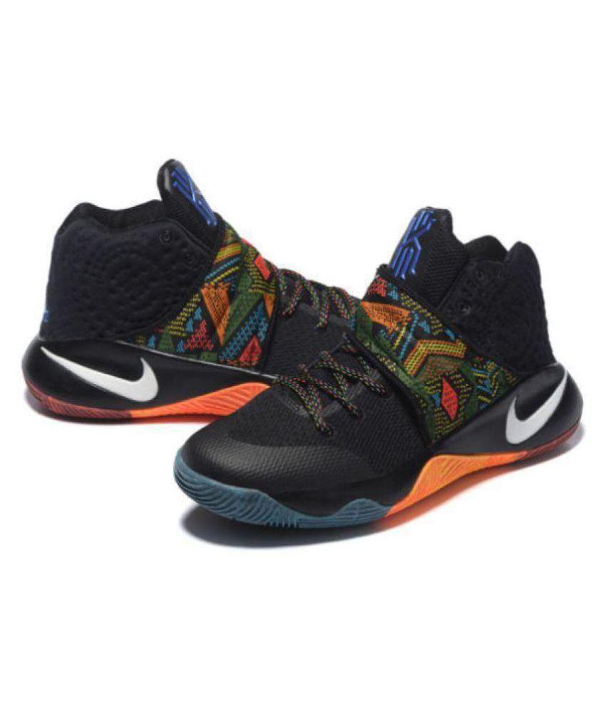 buy popular 76e7a a3401 Nike kyrie 2 BHM Multi Color Basketball Shoes