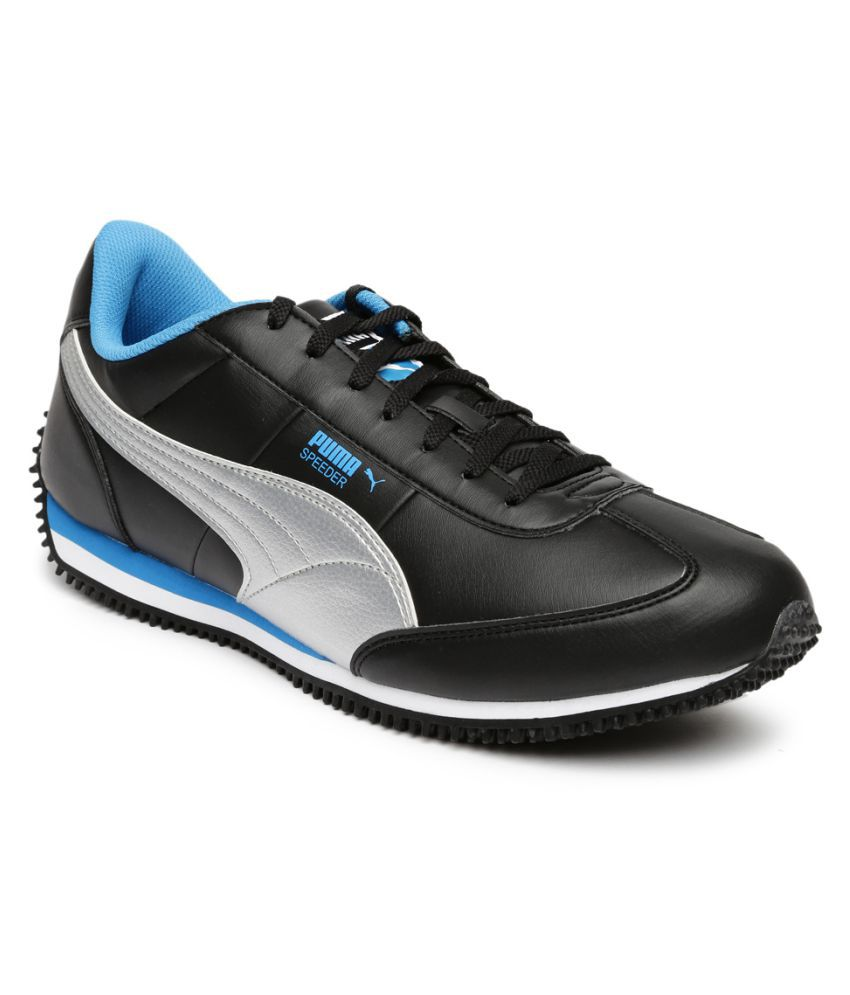Puma speeder Running Shoes Black: Buy