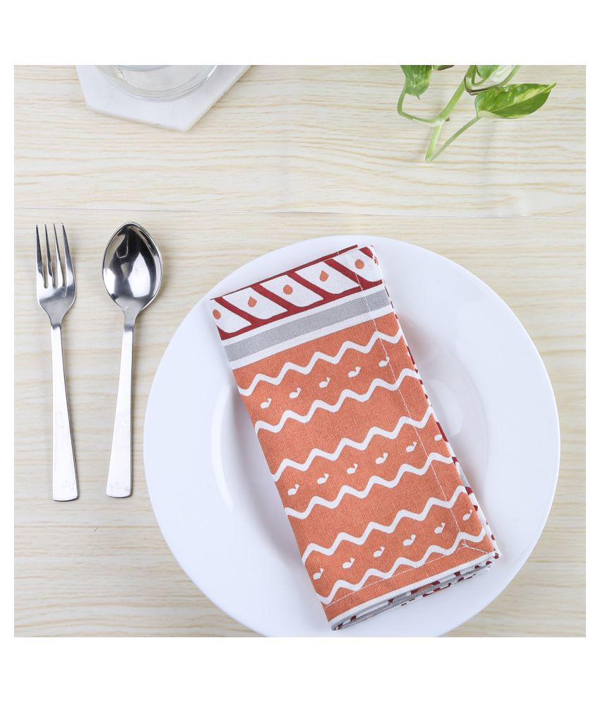 House This Set of 2 Cotton Napkin