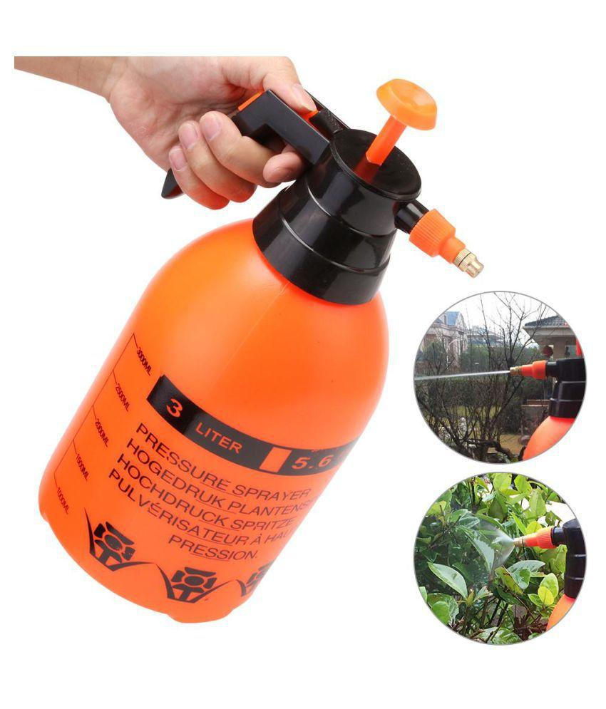 Pressure Garden Spray Bottle Plant Flowers Irrigation Watering Sprayer (2L)