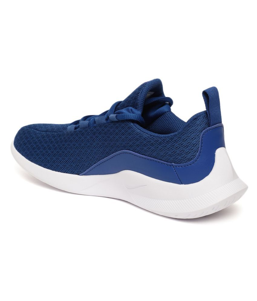 Gruñido Capilla guerra  Nike Viale (GS) Blue Running Shoes - Buy Nike Viale (GS) Blue Running Shoes  Online at Best Prices in India on Snapdeal