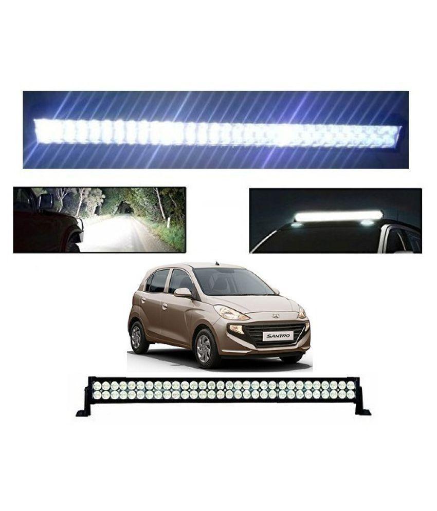 Neeb Traders Hyundai  Santro New  Bar Light Fog Light 32Inch 120Wat