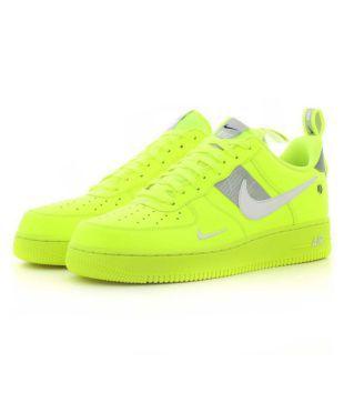 Nike Air force utility Green Running