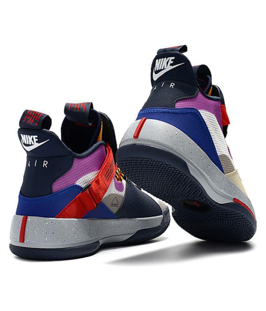 Nike JORDAN 33 VISIBLE Multi SDL 1