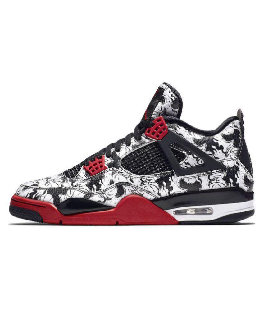 Buy Nike Jordan Retro4 Tattoo Black