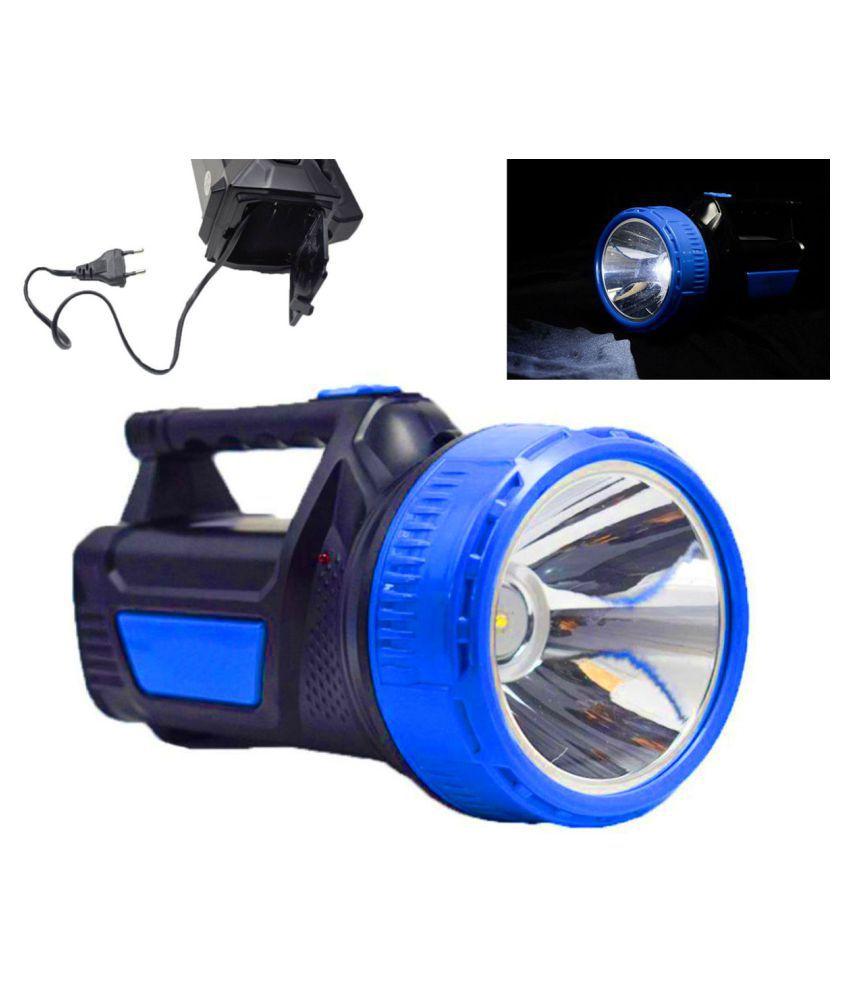 S & Co. 25W Flashlight Torch LED long range - Pack of 1