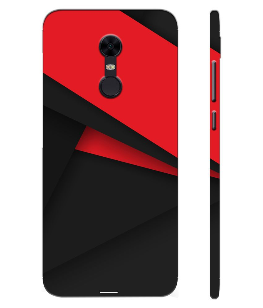 Xiaomi Redmi 5 Printed Cover By Picwik 3d Printed Cover