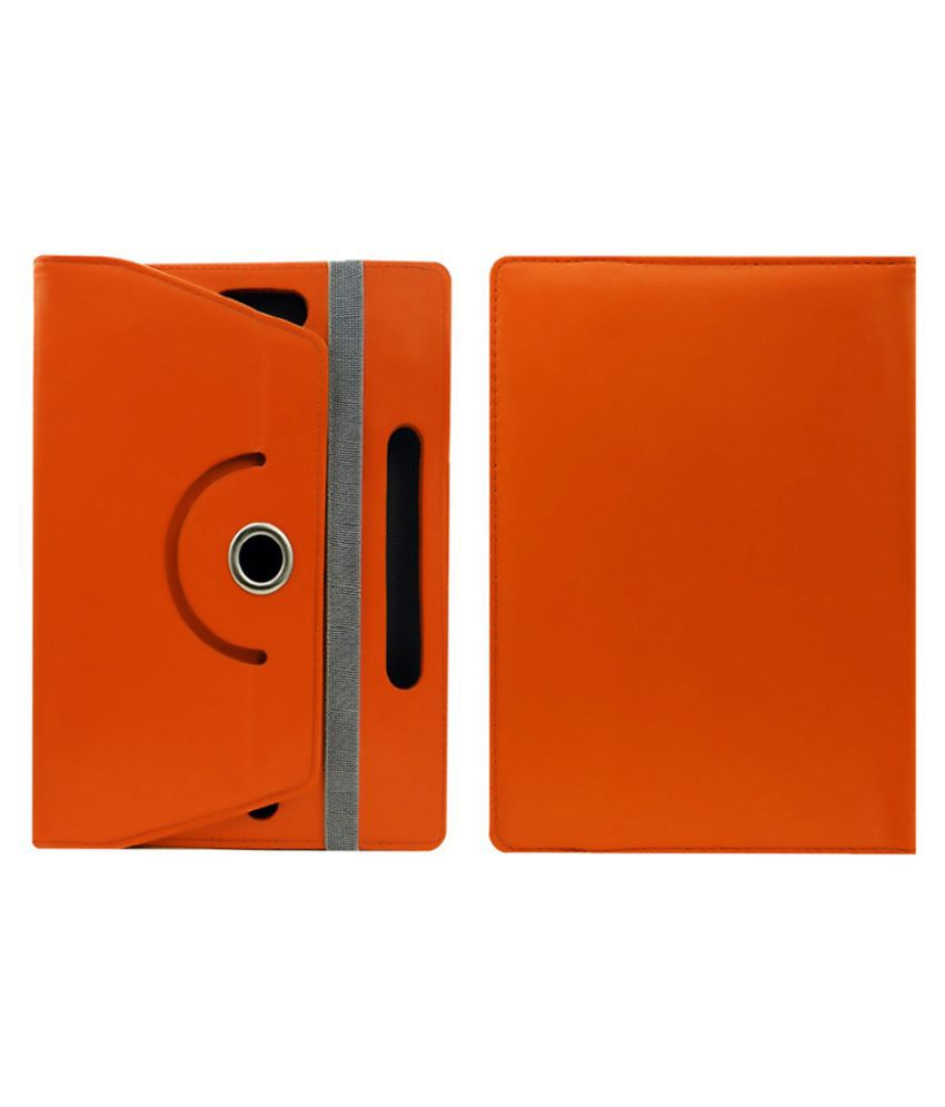 Lenovo Tab P10 Flip Cover By Cutesy Orange