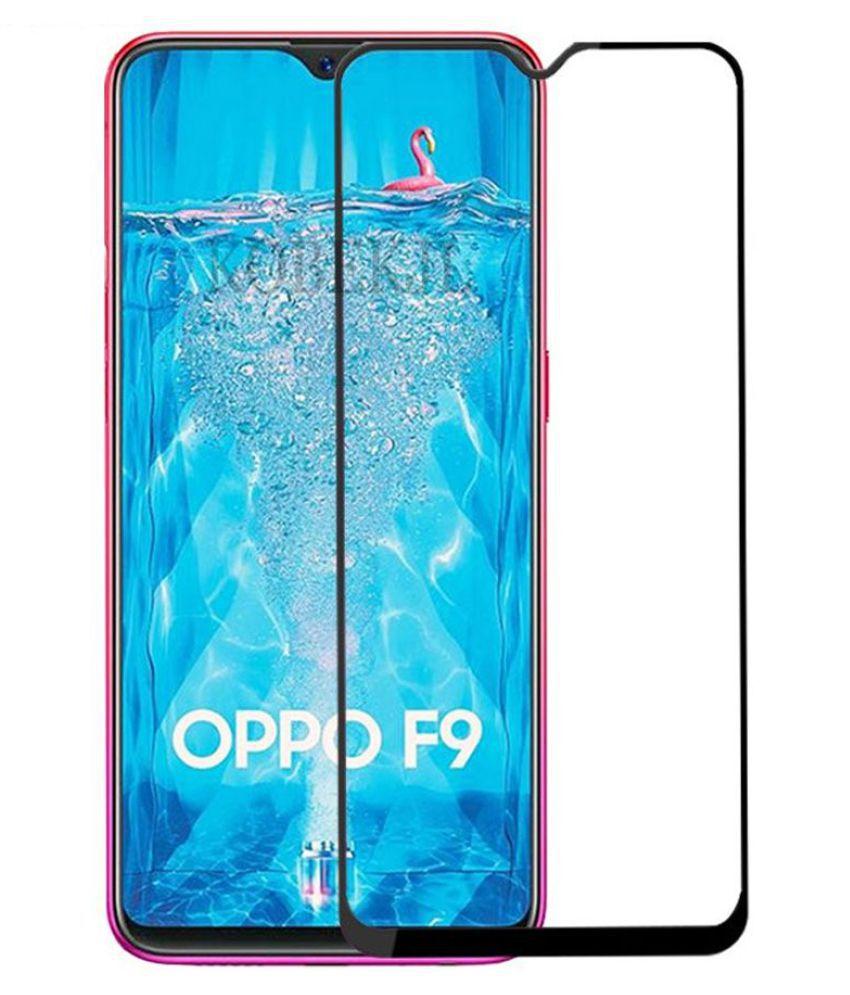 Oppo F9 Anti Shock Screen Guard By GLAZE Japanese Advance Technology