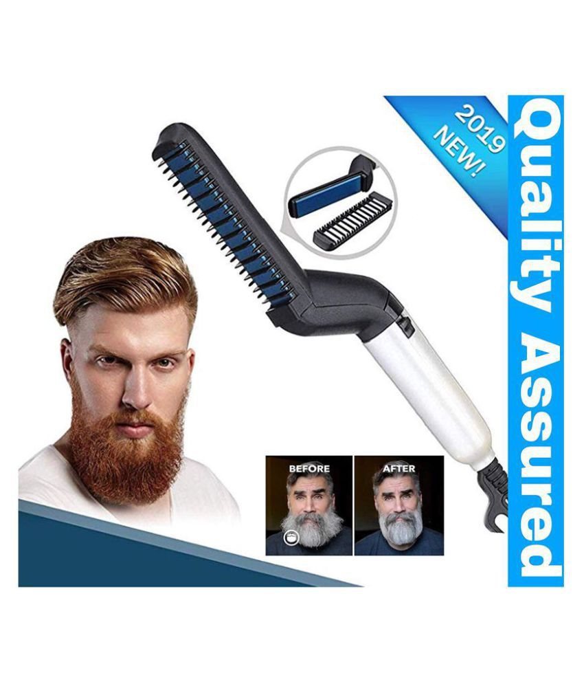 MarutiMart beard Straightener ( multi )