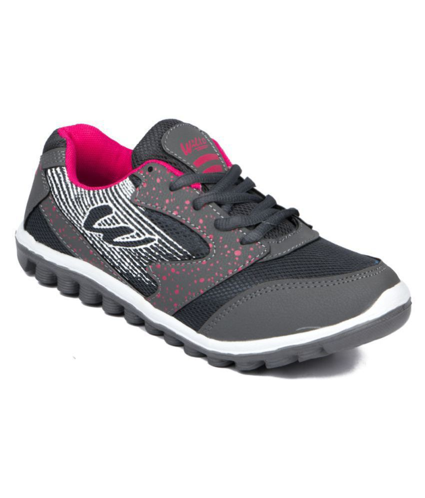 ASIAN Gray Casual Shoes