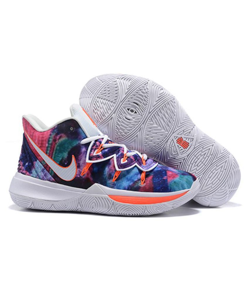 """nike kyrie 5 """"Neon Blends"""" Multi Color"""