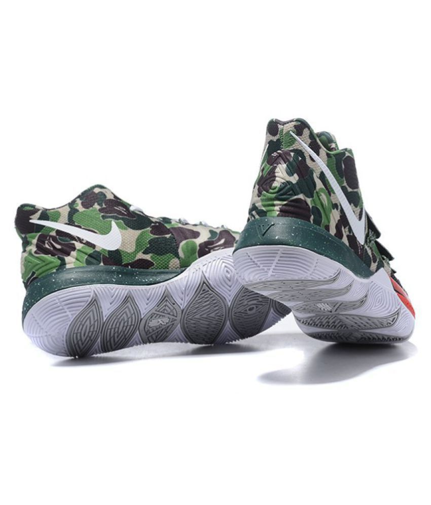 Nike Kyrie 5 X Bape Multi Color