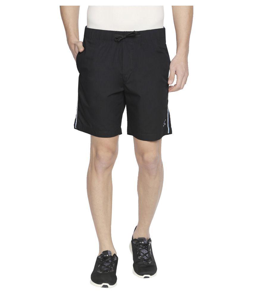 Beevee Black Shorts Single