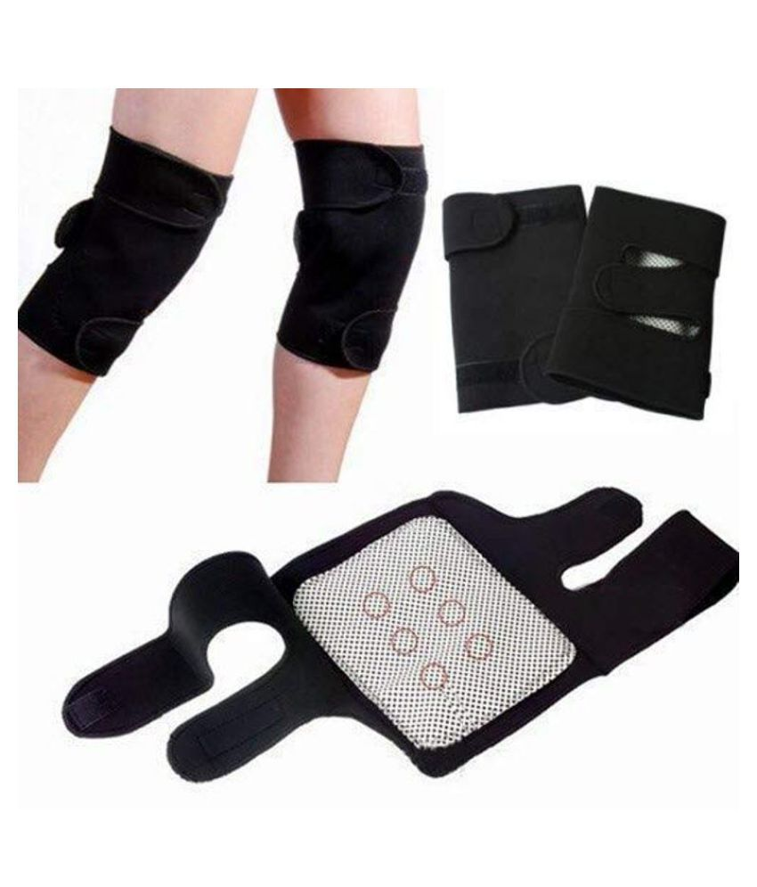 DN BROTHERS Magnetic Therapy Knee Hot Belt Knee Hot Belt Magnetic Therapy Knee Hot Belt Self Knee Hot Belt Heating Knee pad Knee Support Belt Pack Of 1
