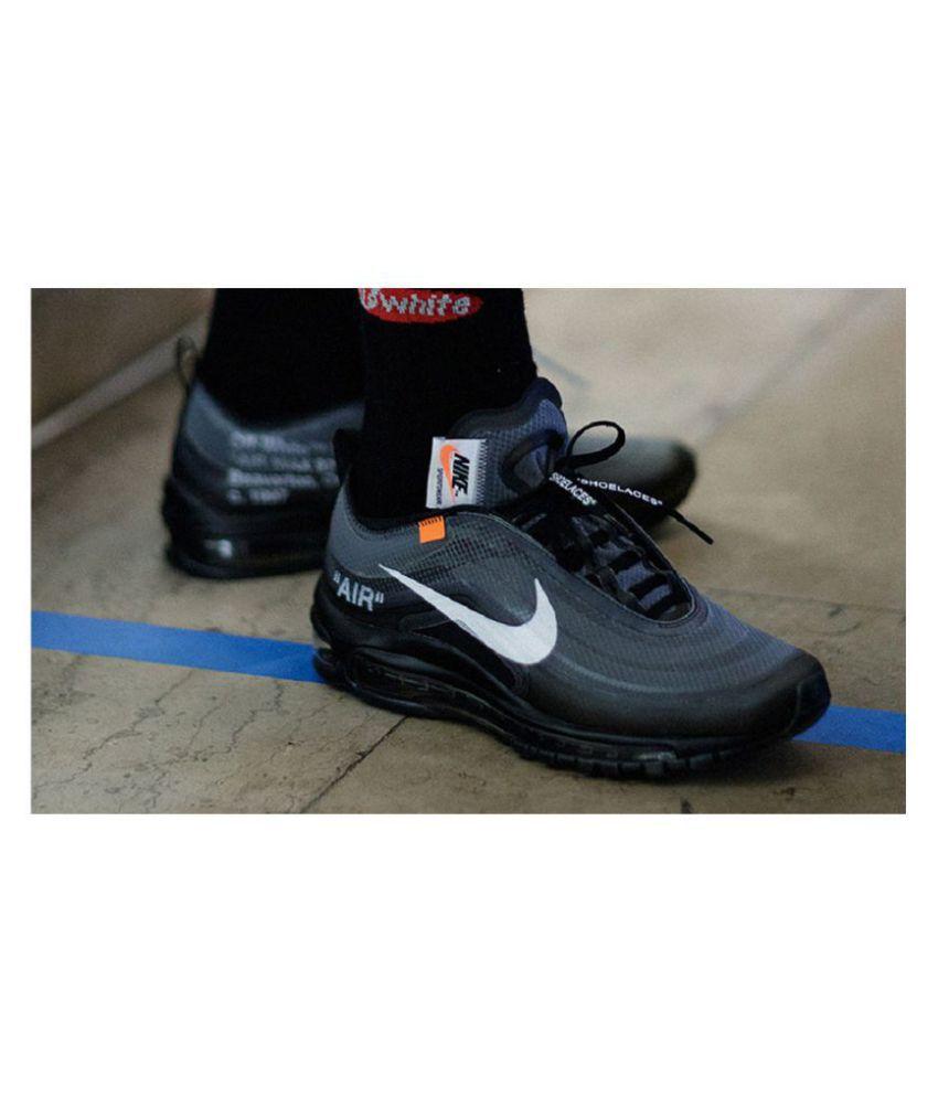Nike Air Max 97 Lx Black Laser Fuchsia Thunder Grey