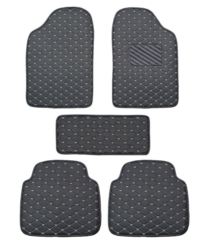 Autofurnish 2D Premium Car Mats For Maruti Suzuki SX4 - Black