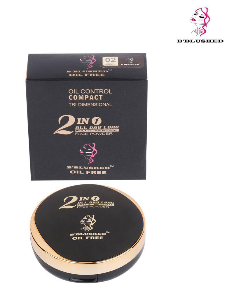B`BLUSHED Loose Powder Compact Light 20 g