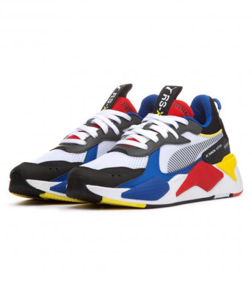 Puma RSX Toys Blue Running Shoes - Buy