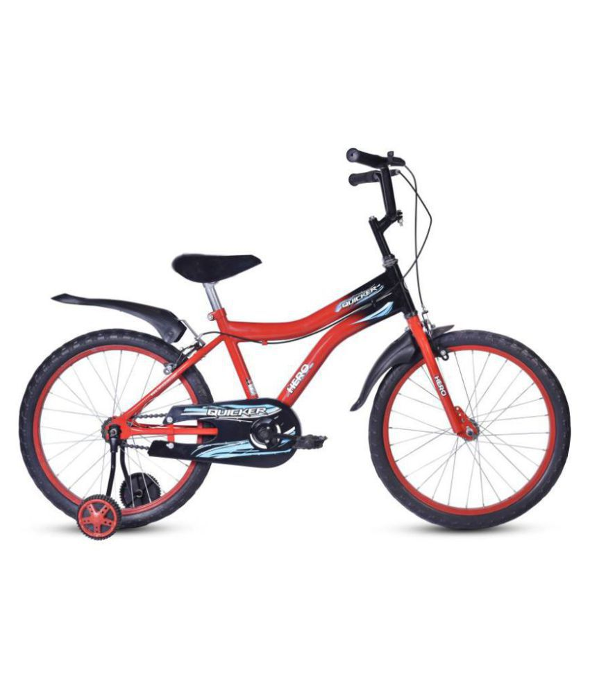 Hero Quicker 20T Red 50.8 cm 20  Road bike Bicycle men bicycle/women bicycle/adult bicycle