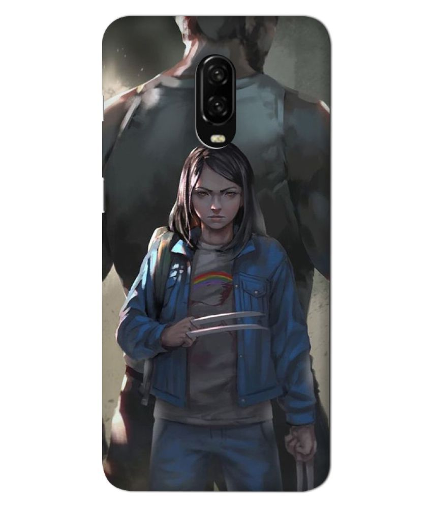 OnePlus 6T Printed Cover By GV GODESHWARAM